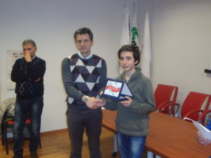 Luca Varriale - Campione Provinciale 2014