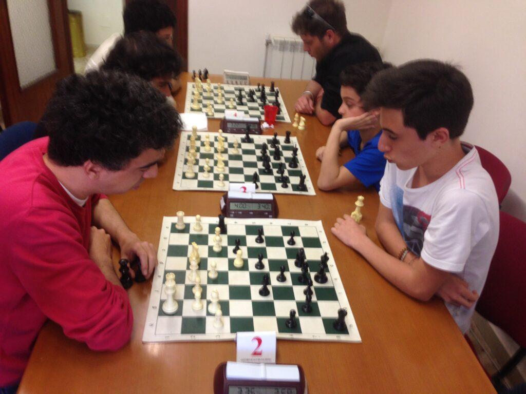 Daniele Caibis e Luca Varriale