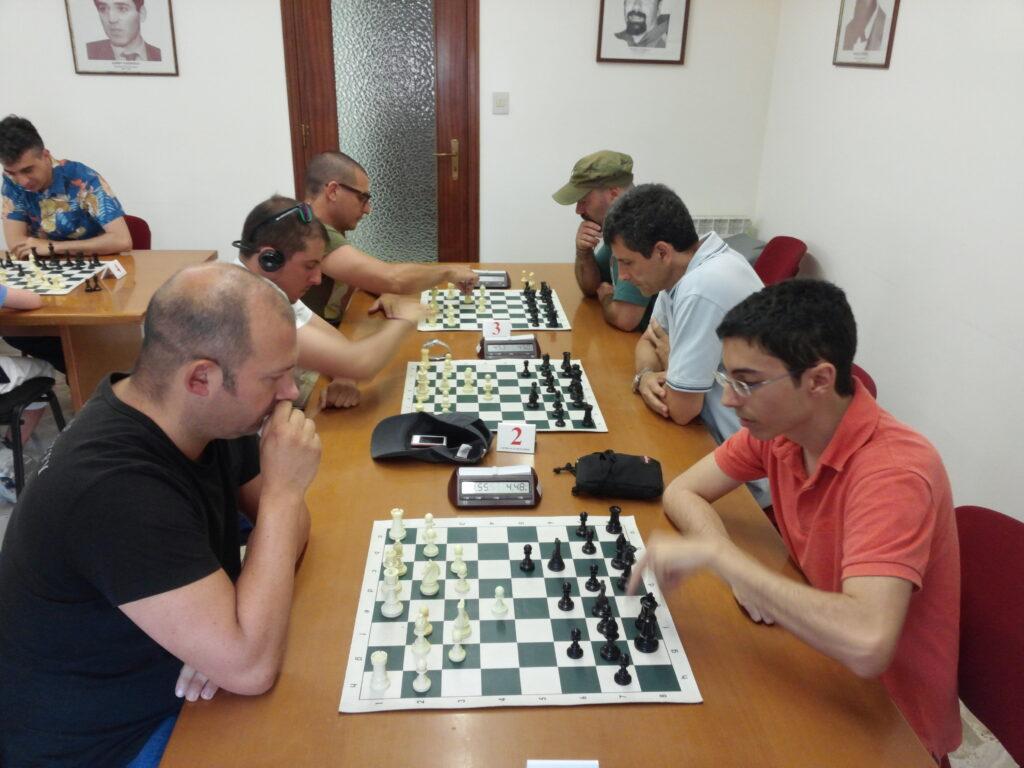 Istantanea del torneo