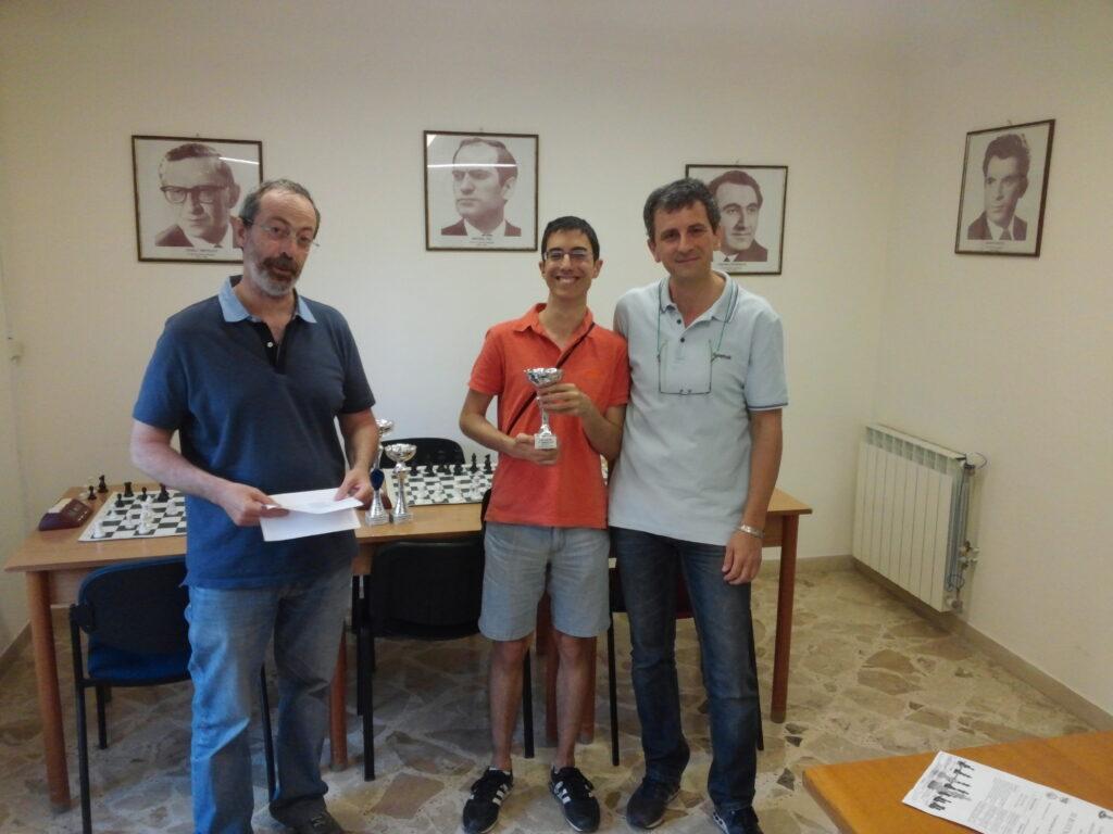 3° posto Francesco Lorito