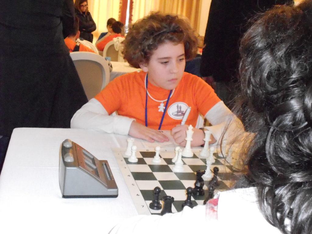 Elena Buffa Campionessa regionale U10