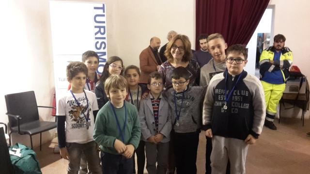 I giovani talenti con Angelica Tantillo (Turismo Sicilia)