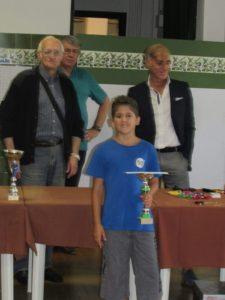 Federico premiato